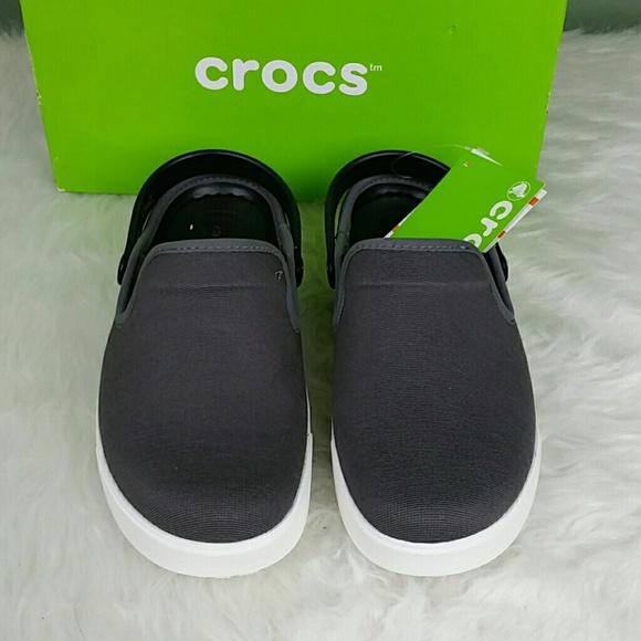Crocs Citilane Canvas Clog M6 W8